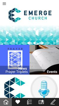 Emerge Church apk screenshot