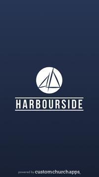 Harbourside Church poster