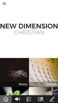 New Dimension Christian screenshot 1