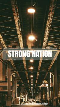 Strong Nation Churches poster