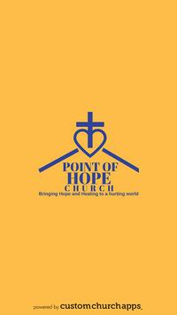Point Of Hope Church poster