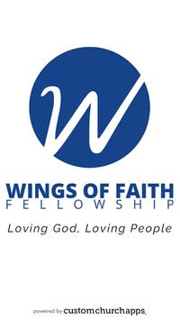 Wings of Faith Fellowship poster