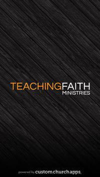 TeachingFaith Ministries poster