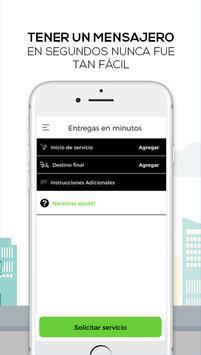 Paquetellevo Clientes apk screenshot