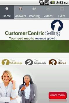 CustomerCentric Selling Pocket screenshot 1