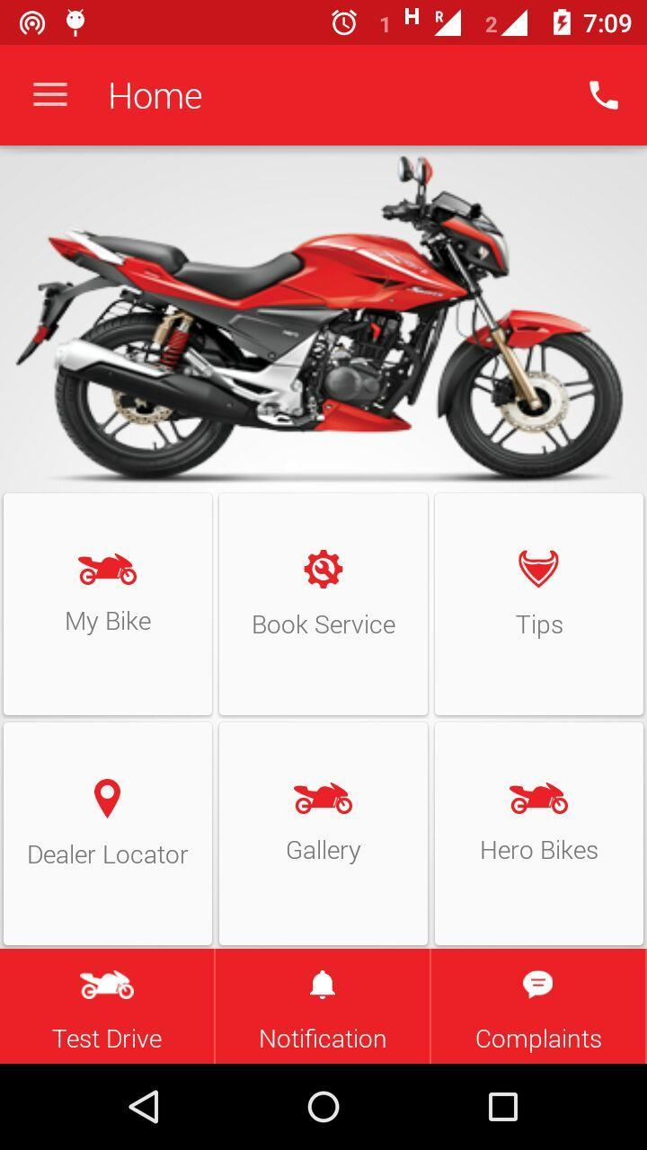 Hero App
