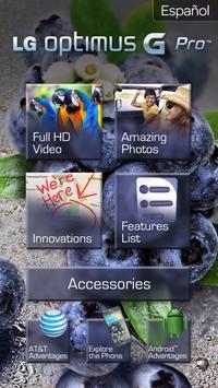 devicealive LG Optimus Pro screenshot 1