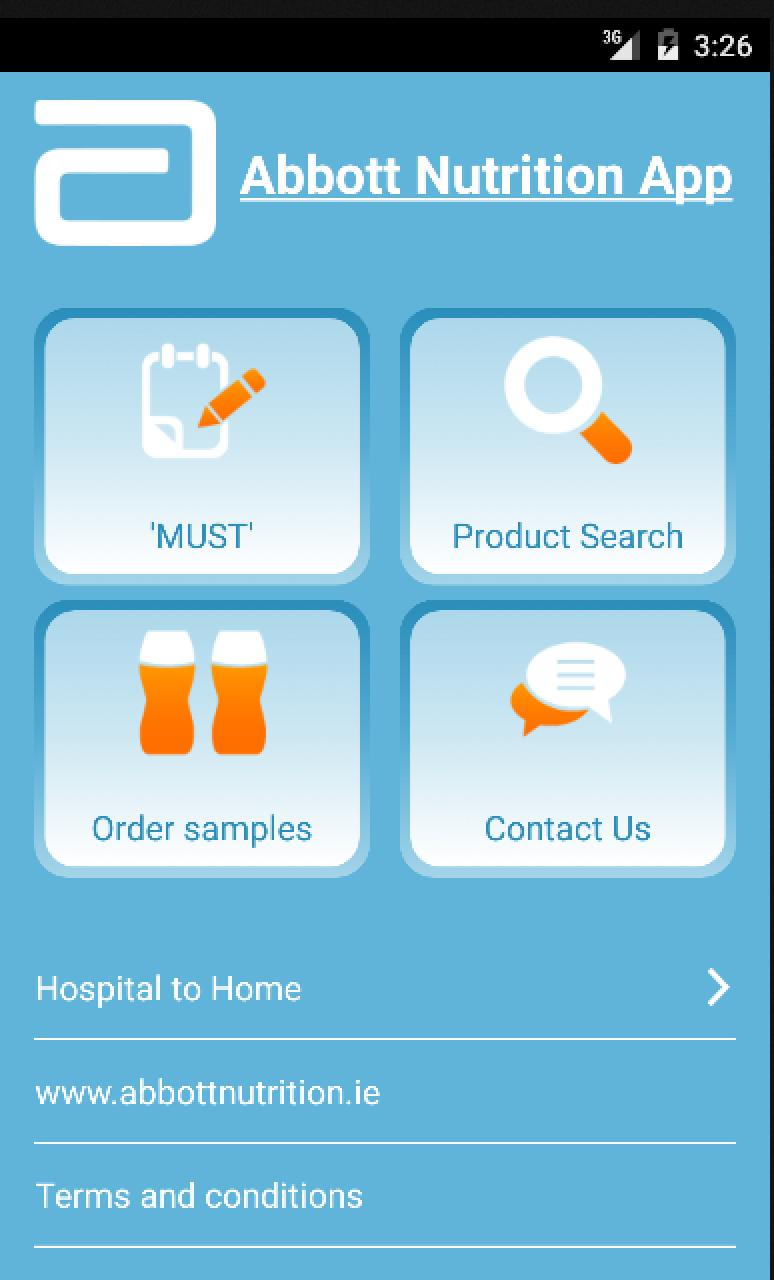 Abbott Nutrition HCP App for Android - APK Download