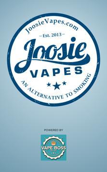 Joosie Vapes poster