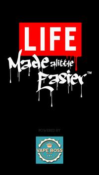 Life Made alittle Easier poster