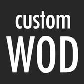 CustomWOD icon