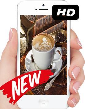 Cup of Coffe Wallpaper screenshot 2