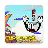 Cup of Head Zombie icon