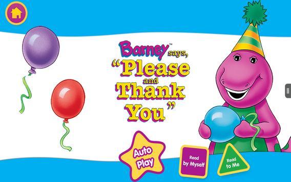 Barney's Storybook Treasury apk screenshot