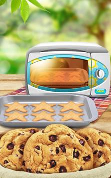 Cookie Cooking! - Kids Game apk screenshot