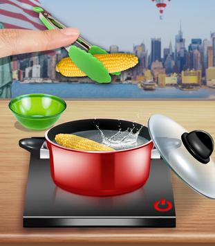 American Chef - Cooking Game apk screenshot
