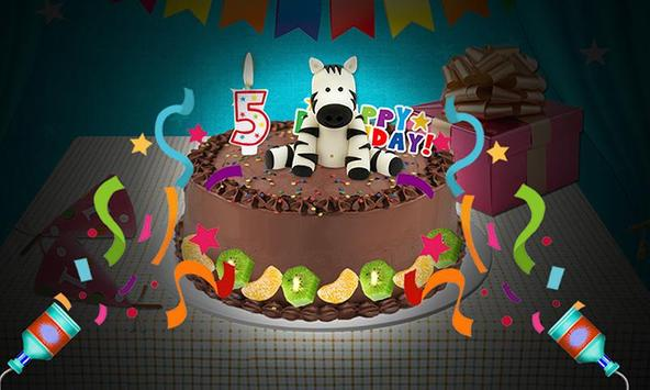 Birthday Cake - Dessert Maker! apk screenshot