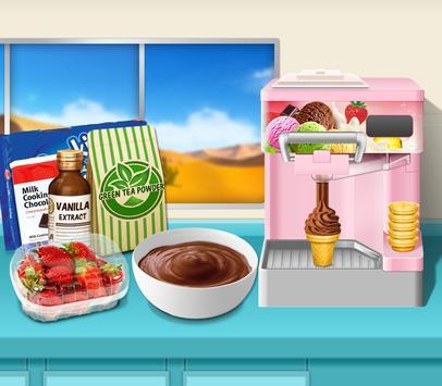 Maker - Ice Cream screenshot 2