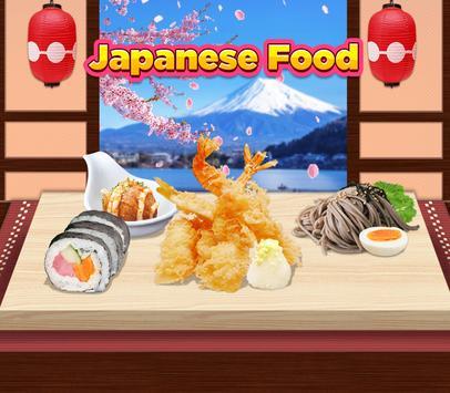 Ninja Chef: Make Japanese Food poster