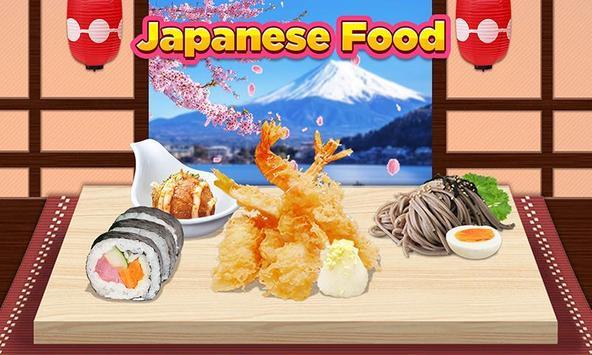 Ninja Chef: Make Japanese Food screenshot 10
