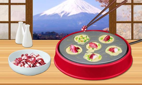 Ninja Chef: Make Japanese Food screenshot 12