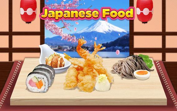 Ninja Chef: Make Japanese Food screenshot 5