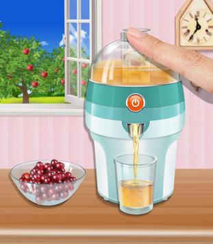 Juice Maker: Kids Cooking Game screenshot 2
