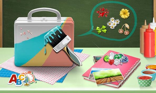 Lunch Box Maker : School Food! screenshot 11