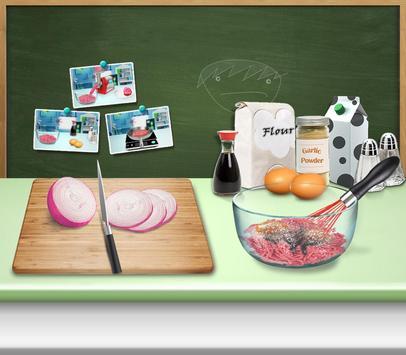 Lunch Box Maker : School Food! screenshot 1