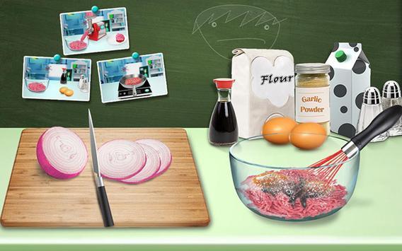 Lunch Box Maker : School Food! screenshot 5
