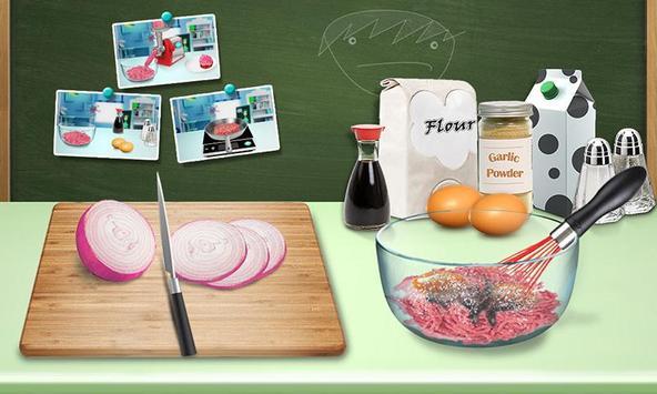 Lunch Box Maker : School Food! screenshot 9
