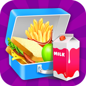 School Lunch Maker! icon