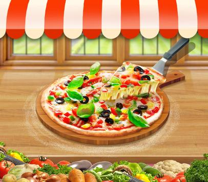 Pizza Maker - Kids Food Mania poster