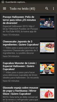 Cupcakes Recetas screenshot 3