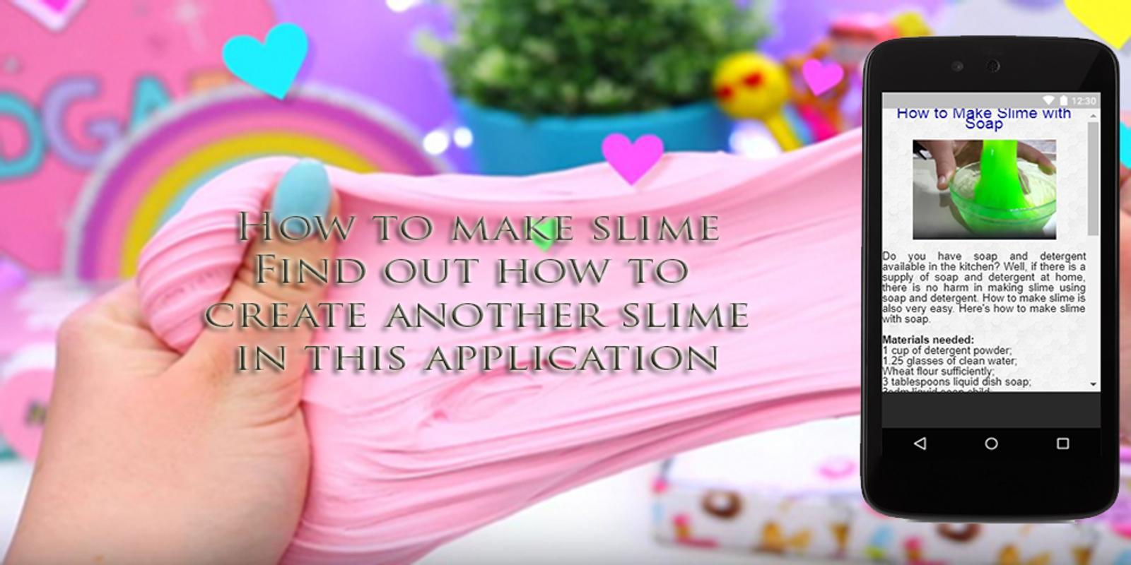 Make slime funny apk baixar grtis livros e referncias aplicativo make slime funny apk imagem de tela ccuart Image collections