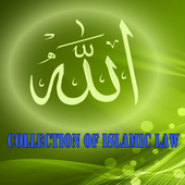 Collection of Islamic Law icon