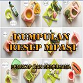 Kumpulan Resep MPASI icon