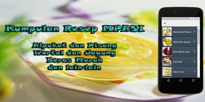 Kumpulan Resep MPASI apk screenshot