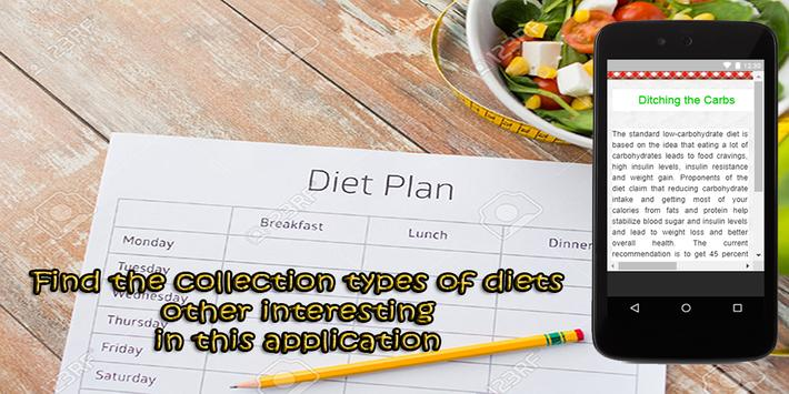 Kinds of Diets screenshot 5
