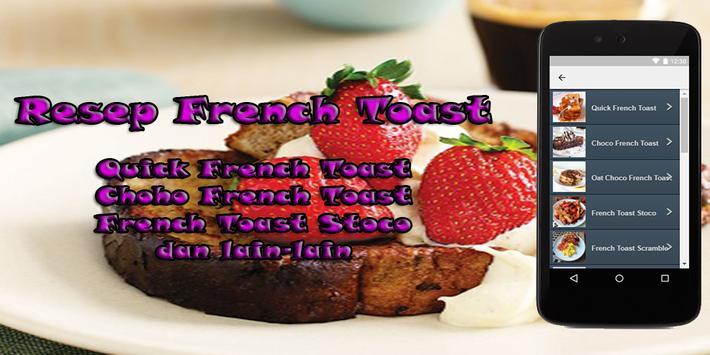 Resep French Toast Enak screenshot 4
