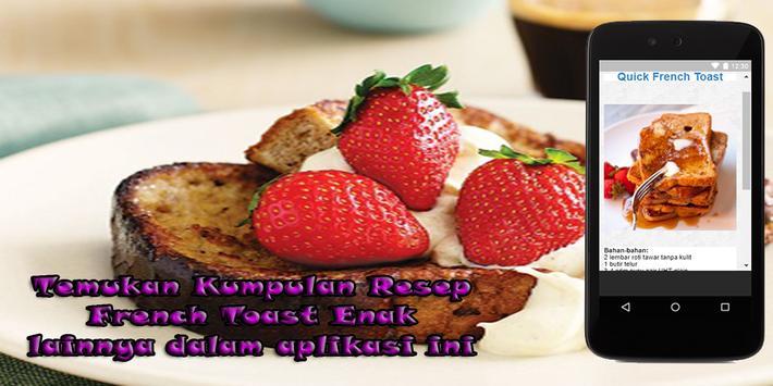 Resep French Toast Enak screenshot 5