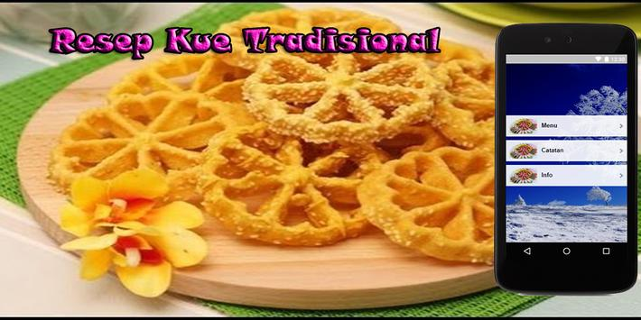Kumpulan Resep Kue Tradisional apk screenshot