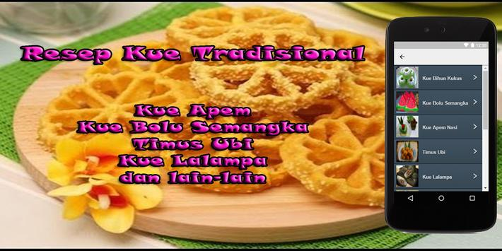 Kumpulan Resep Kue Tradisional screenshot 4