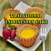 Tradisional Indonesian Cake - 2017 icon