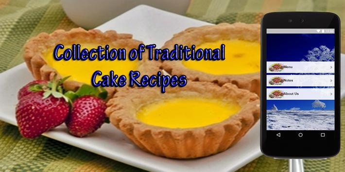 Tradisional Indonesian Cake - 2017 poster