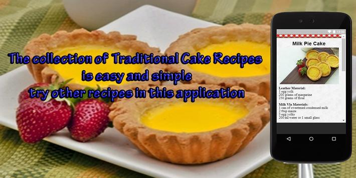 Tradisional Indonesian Cake - 2017 screenshot 5