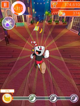CupHead Runner : Escape From Devil screenshot 5