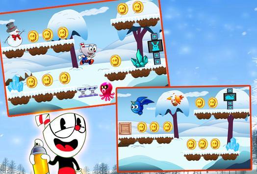 crazy cup super hero head screenshot 10