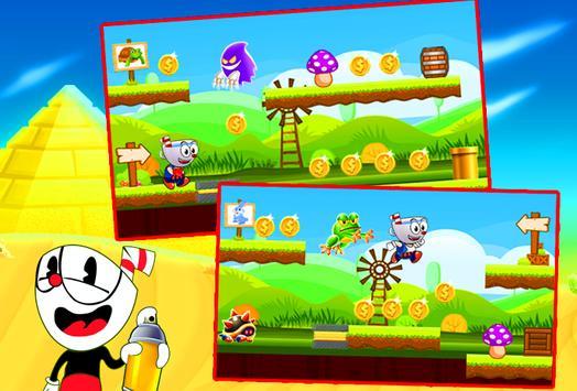 crazy cup super hero head screenshot 2