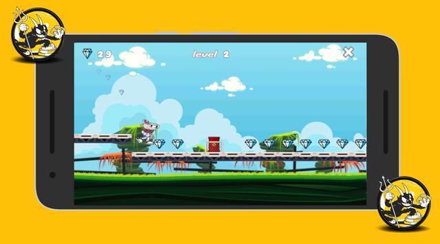 Wheel Of Adventure Island Cuphed apk screenshot